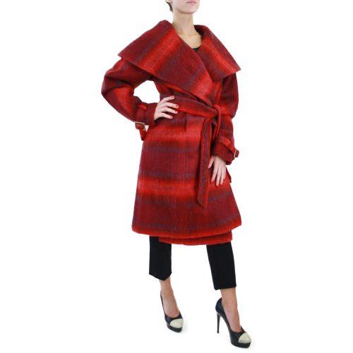 Abbigliamento STELLA JEAN - Cappotto a vestaglia| OneMore (2)