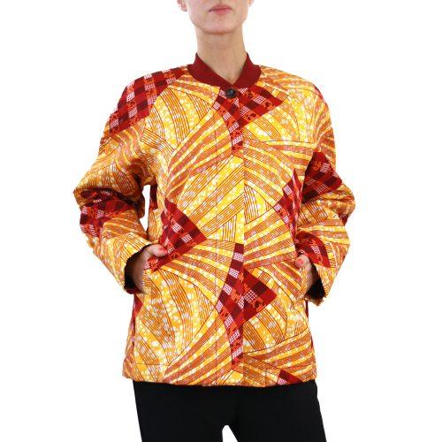 Abbigliamento STELLA JEAN - Giubbotto colletto alto | OneMore (1)