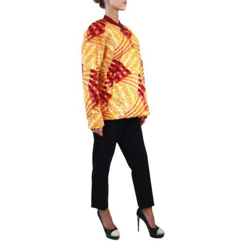 Abbigliamento STELLA JEAN - Giubbotto colletto alto | OneMore (2)