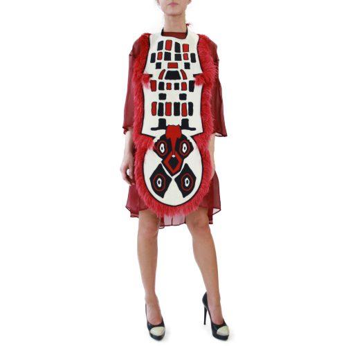 Abbigliamento STELLA JEAN - abito con ricamo tribale   OneMore (3)