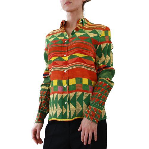 Abbigliamento STELLA JEAN - camicia in seta | OneMore (3)
