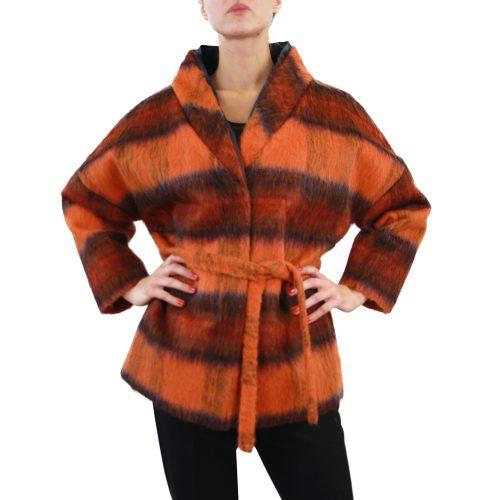 Abbigliamento STELLA JEAN - cappotto corto a vestaglia | OneMore (2)