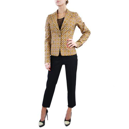 Abbigliamento STELLA JEAN - giacca corta gialla | OneMore (1)
