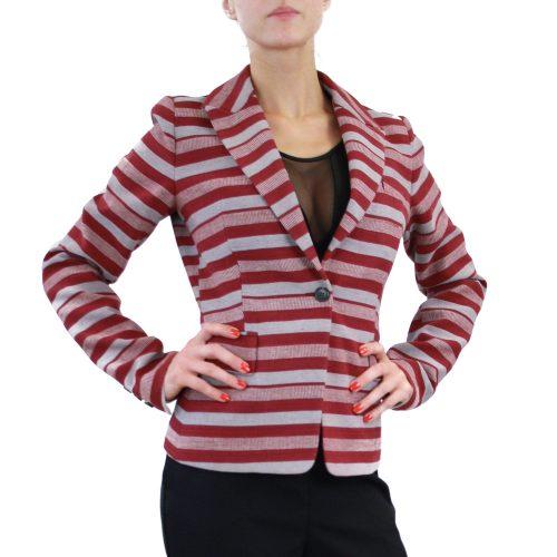Abbigliamento STELLA JEAN - giacca corta rosso | OneMore (2)