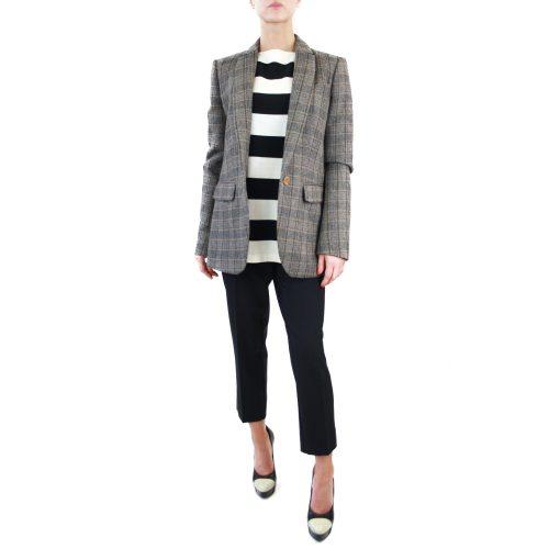 Abbigliamento STELLA JEAN - giacca lunga grigio | OneMore (1)