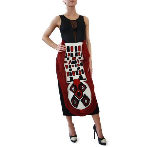 Abbigliamento STELLA JEAN - gonna con ricamo tribale   OneMore (1)