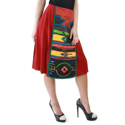 Abbigliamento STELLA JEAN - gonna plissettata   OneMore (4)