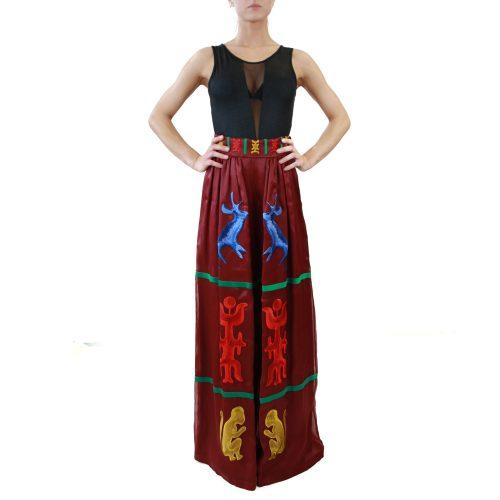 Abbigliamento STELLA JEAN - pantalone palazzo   OneMore (1)
