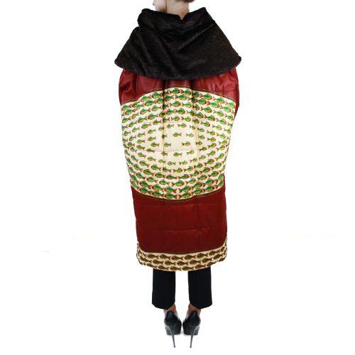 Abbigliamento STELLA JEAN - piumino dettaglio pelliccia | OneMore (3)