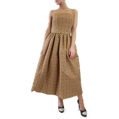 Abbigliamento STELLA JEAN - abito ampio | OneMore giallo (1)