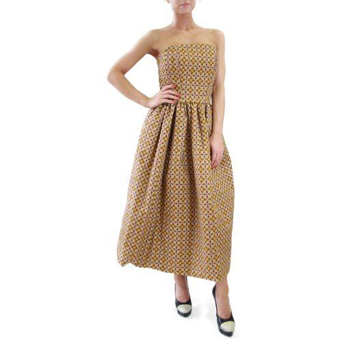 Abbigliamento STELLA JEAN - abito ampio | OneMore giallo (2)