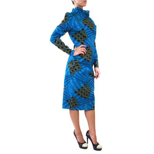 Abbigliamento STELLA JEAN - abito tubo | OneMore collo barchetta (2)