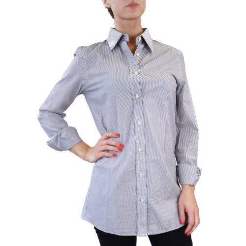 Abbigliamento STELLA JEAN - camicia a righe | OneMore CC085 grigio