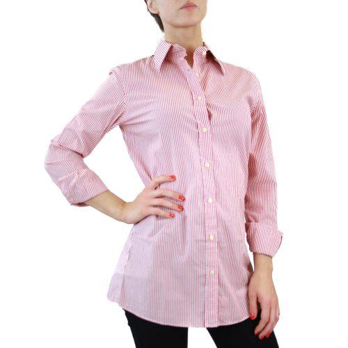 Abbigliamento STELLA JEAN - camicia a righe | OneMore CC085 rosa