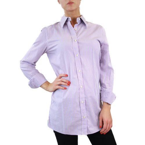 Abbigliamento STELLA JEAN - camicia a righe | OneMore CC085 violetto