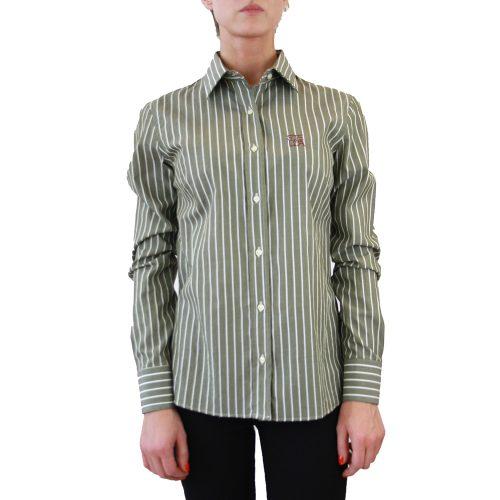 Abbigliamento STELLA JEAN - camicia in cotone | OneMore carmela righe (1)