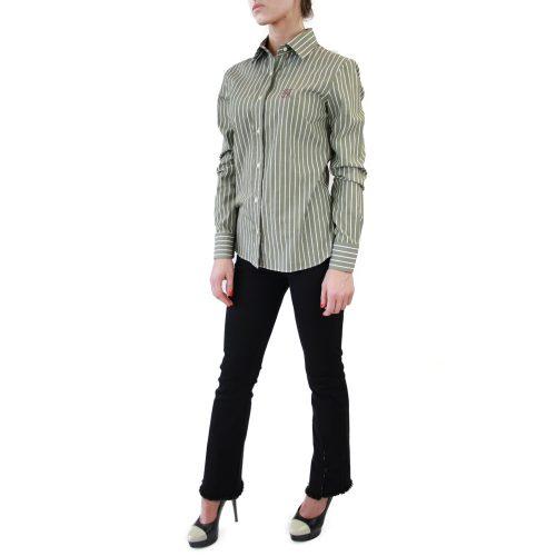 Abbigliamento STELLA JEAN - camicia in cotone | OneMore carmela righe (2)