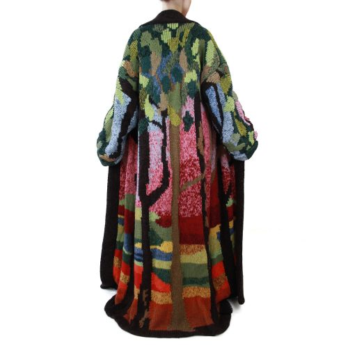 Abbigliamento STELLA JEAN - cappotto lungo | OneMore verde (2)