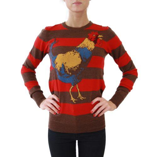 Abbigliamento STELLA JEAN - maglia | OneMore galletto rosso