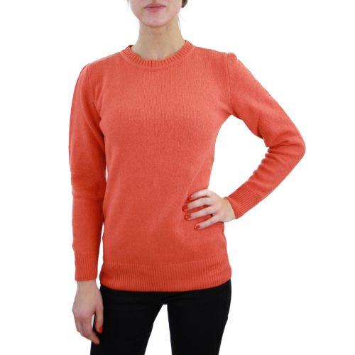 Abbigliamento STELLA JEAN - maglia girocollo| OneMore arancione