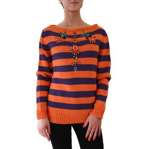 Abbigliamento STELLA JEAN - maglione collo a barchetta | OneMore ona (1)