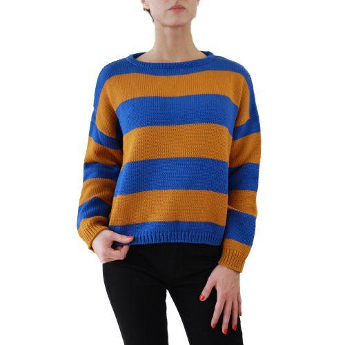 Abbigliamento STELLA JEAN - maglione collo a barchetta | OneMore venda (1)