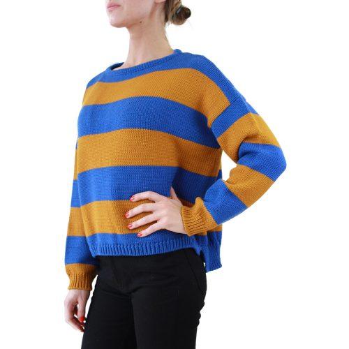 Abbigliamento STELLA JEAN - maglione collo a barchetta | OneMore venda (2)