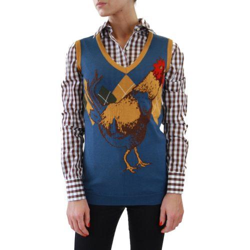 Abbigliamento STELLA JEAN - pullover | OneMore galletto azzurro
