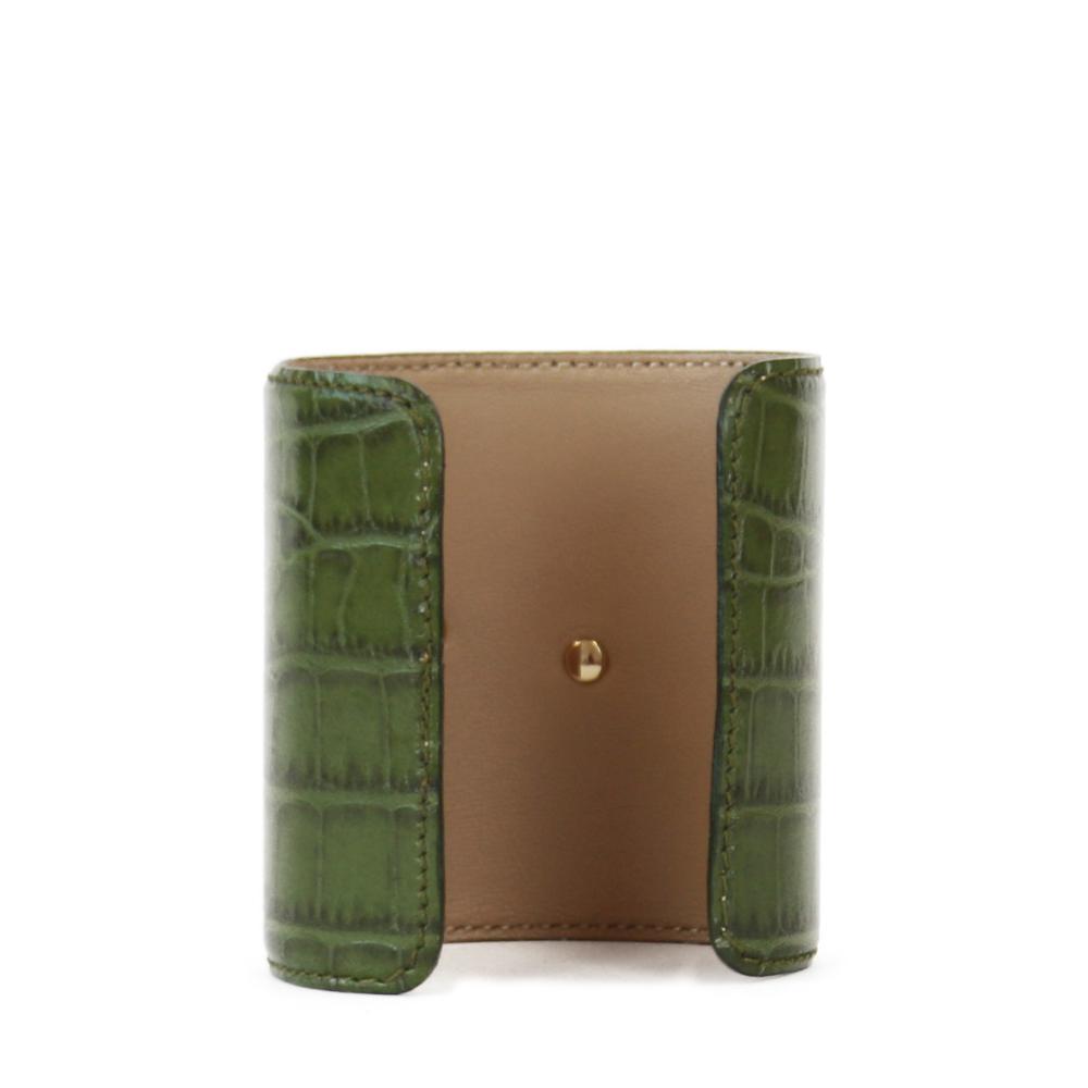 Accessori STELLA JEAN - bracciale rigido con insetto verde - OneMore (2)