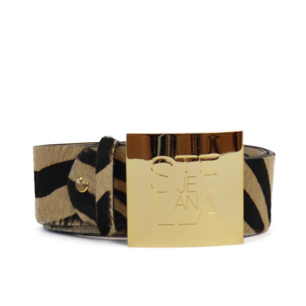 Accessori STELLA JEAN - cintura cavallino tigre