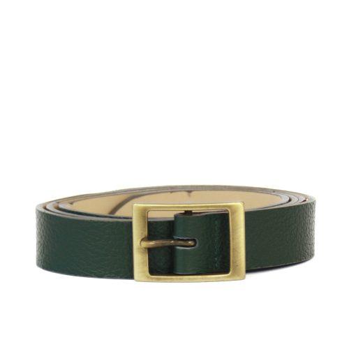 Accessori STELLA JEAN - cintura in pelle verde
