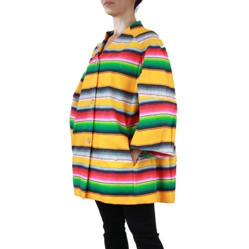 Abbigliamento STELLA JEAN - caban a righe |OneMore (2)