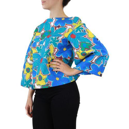 Abbigliamento STELLA JEAN - casacca a fiori |OneMore (2)