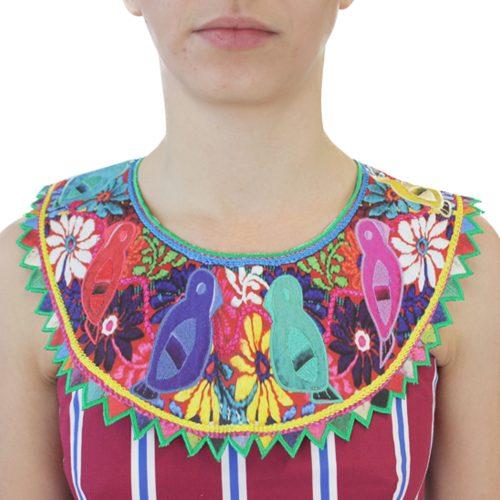 Abbigliamento STELLA JEAN - colletto | OneMore verde