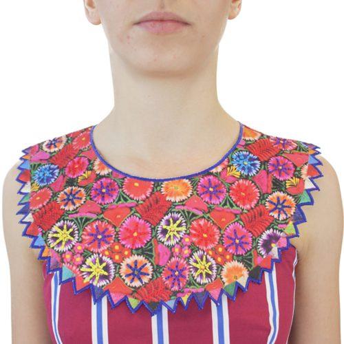 Abbigliamento STELLA JEAN - colletto | OneMore viola