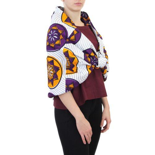 Abbigliamento STELLA JEAN - coprispalla bianco | OneMore (2)