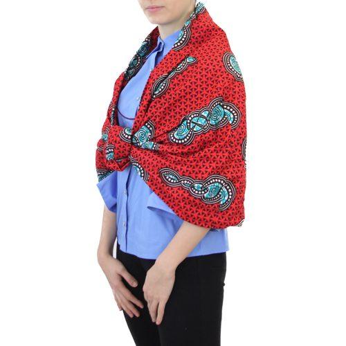 Abbigliamento STELLA JEAN - coprispalla rosso | OneMore (2)