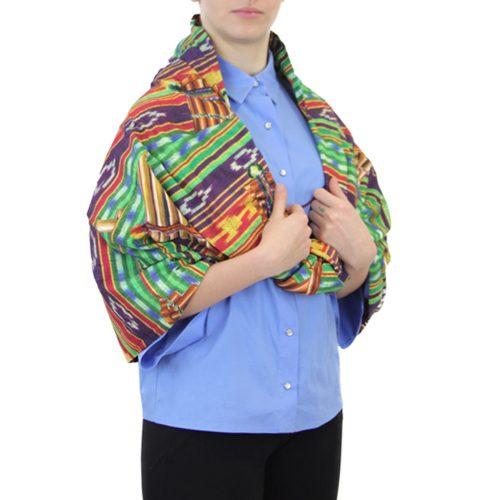 Abbigliamento STELLA JEAN - coprispalla verde | OneMore (2)