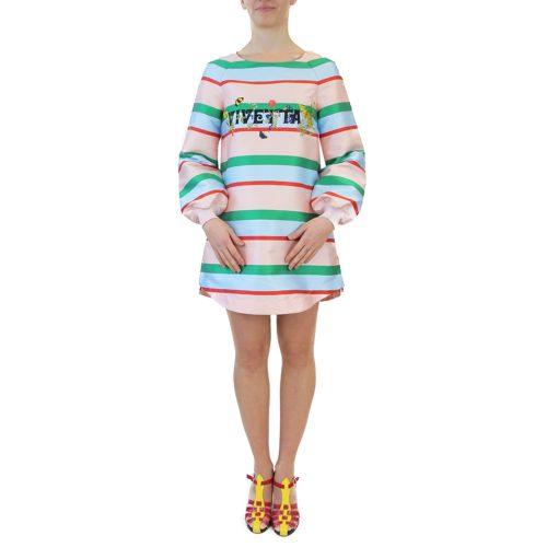 Abbigliamento VIVETTA - abito a righe vivetta | OneMore (1)