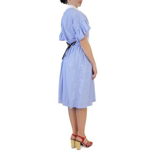 Abbigliamento VIVETTA - abito azzurro microfantasia | OneMore (2)