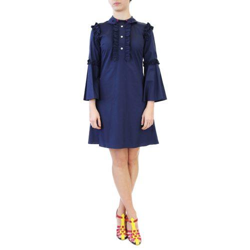 Abbigliamento VIVETTA - abito blu corto | OneMore (1)