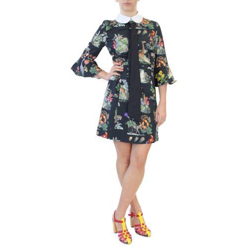 Abbigliamento VIVETTA - abito corto con bavero | OneMore (2)