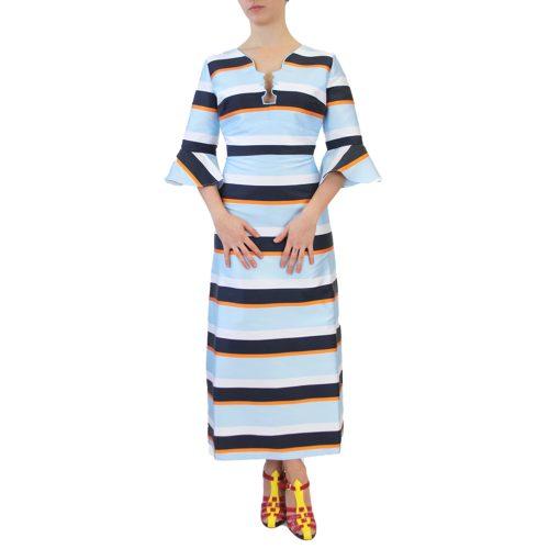 Abbigliamento VIVETTA - abito lungo a righe | OneMore (1)