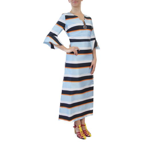 Abbigliamento VIVETTA - abito lungo a righe | OneMore (2)