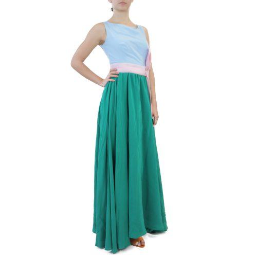 Abbigliamento VIVETTA - abito lungo con fiocco| OneMore (2)