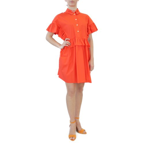 Abbigliamento VIVETTA - abito manica corta | OneMore arancione (2)