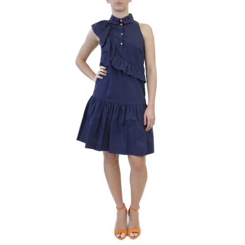 Abbigliamento VIVETTA - abito senza manica | OneMore blu (2)