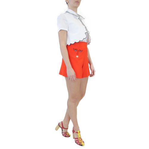 Abbigliamento VIVETTA - bermuda | OneMore arancione (2)