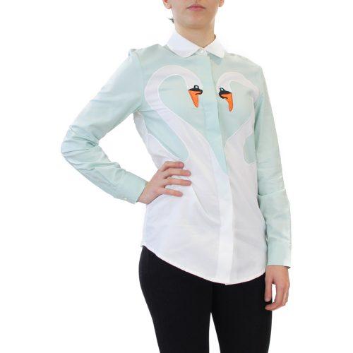 Abbigliamento VIVETTA - camicia cigno | OneMore (2)