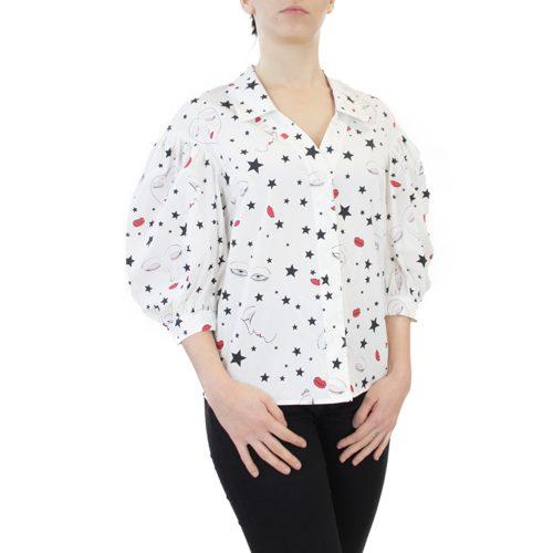 Abbigliamento VIVETTA - camicia manica 3:4 | OneMore bianco (2)